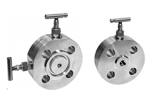 Stainless Steel Monoflange Valves