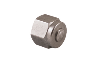 Stainless Steel Caps Single Twin Ferrule Compression Fittings