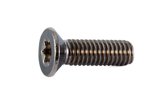 Stainless Steel Phillips Flat Countersunk Screws DIN 965