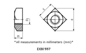 Stainless-Steel-Square-Nuts-DIN-557