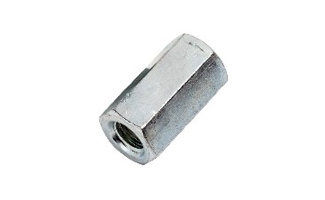Stainless Steel hexagonal coupling nuts DIN 6334