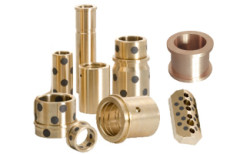 Bronze Parts Machined Components