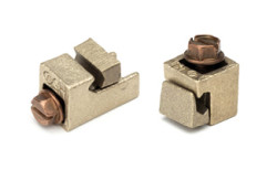 Copper Bronze Vise Connectors