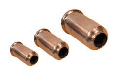 Copper Deep Drawn Pressed Components