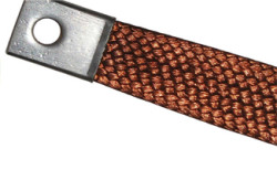 Copper Earth Straps