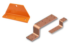 Copper Pressed Brackets