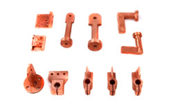 Forged Copper Electrical Conductors