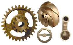 Machine Bronze Castings