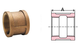 Bronze Couplings Fittings