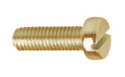 Brass Cheesehead Screw