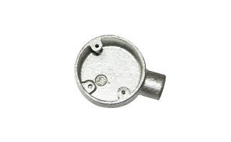 Steel Conduit Pipe Fittings Accessories